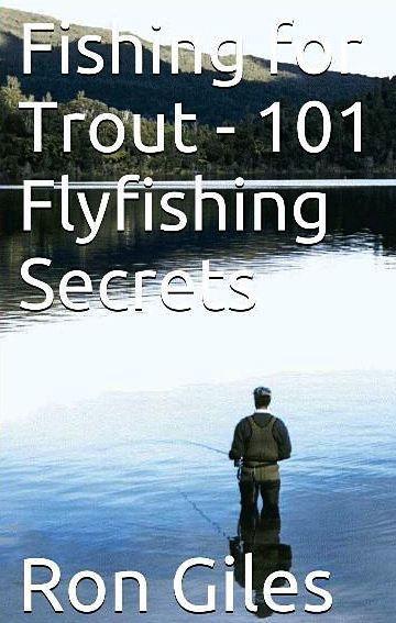 Fishing for Trout - 101 Flyfishing Secrets (English Edition)