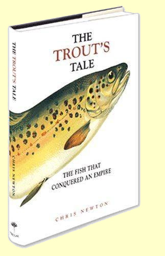 THE TROUT'S TALE  画像はアマゾンより引用