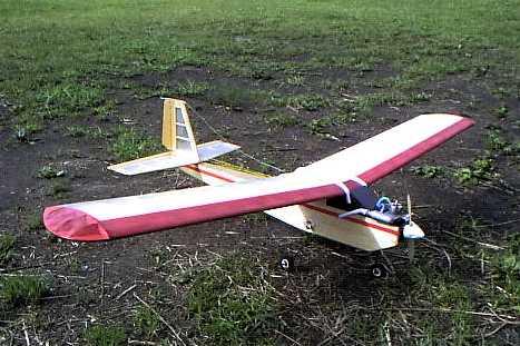 プレイリー ムサシノ模型飛行機...